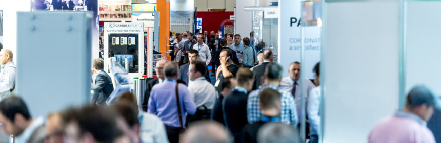 Attendees at IFSEC
